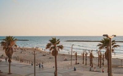 Israel ab Tel Aviv