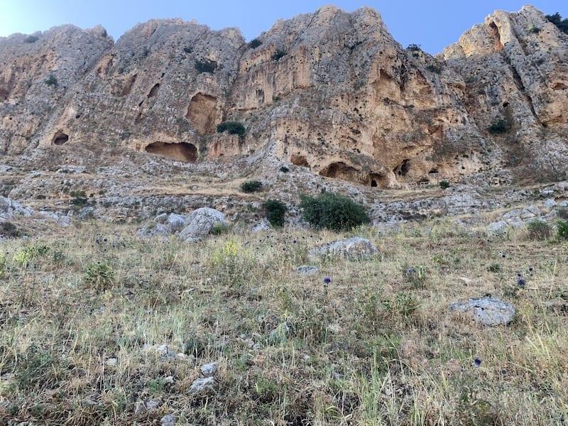 Berg Arbel Israel