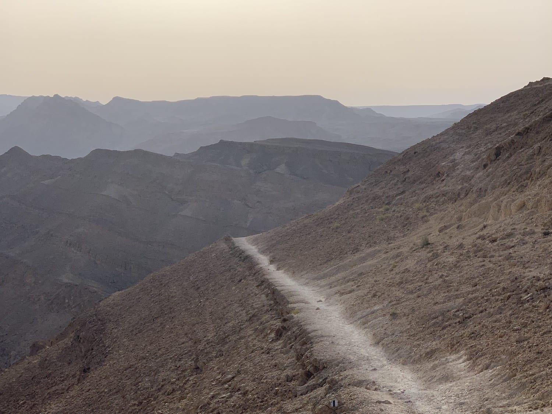 Israel Wanderung