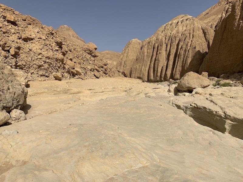 Wadi Zeelim Israel