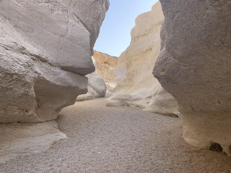 Wandern Makhtesh Ramon Israel