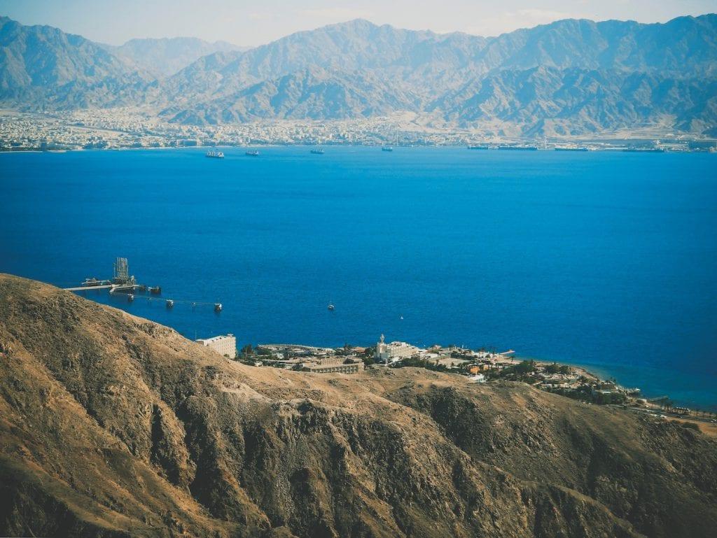 Galiläa See Genezareth Israel