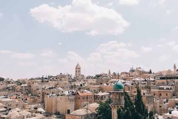 christliche Israel Reisen biblisch