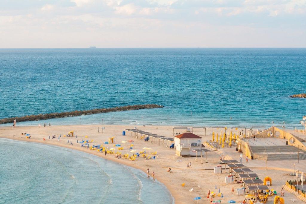 Israel Reisen Tel Aviv